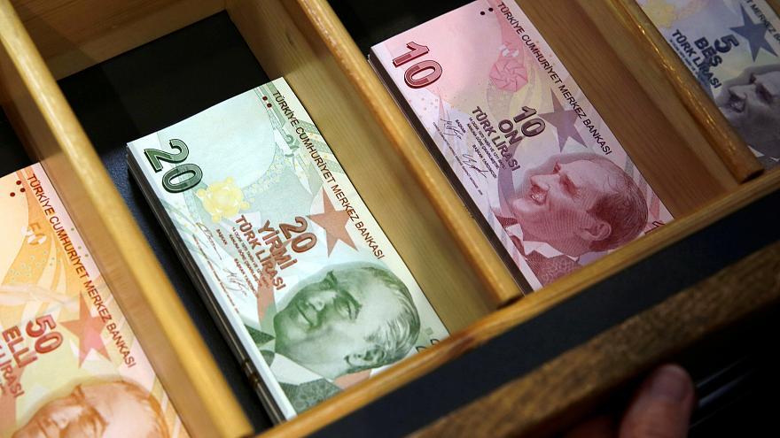 المركزي التركي يكشف توقعاته حول التضخم وسعر الدولار نهاية عام 2019
