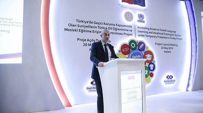 مشروع جديد لتعلم اللغة التركية في 4 ولايات تركية