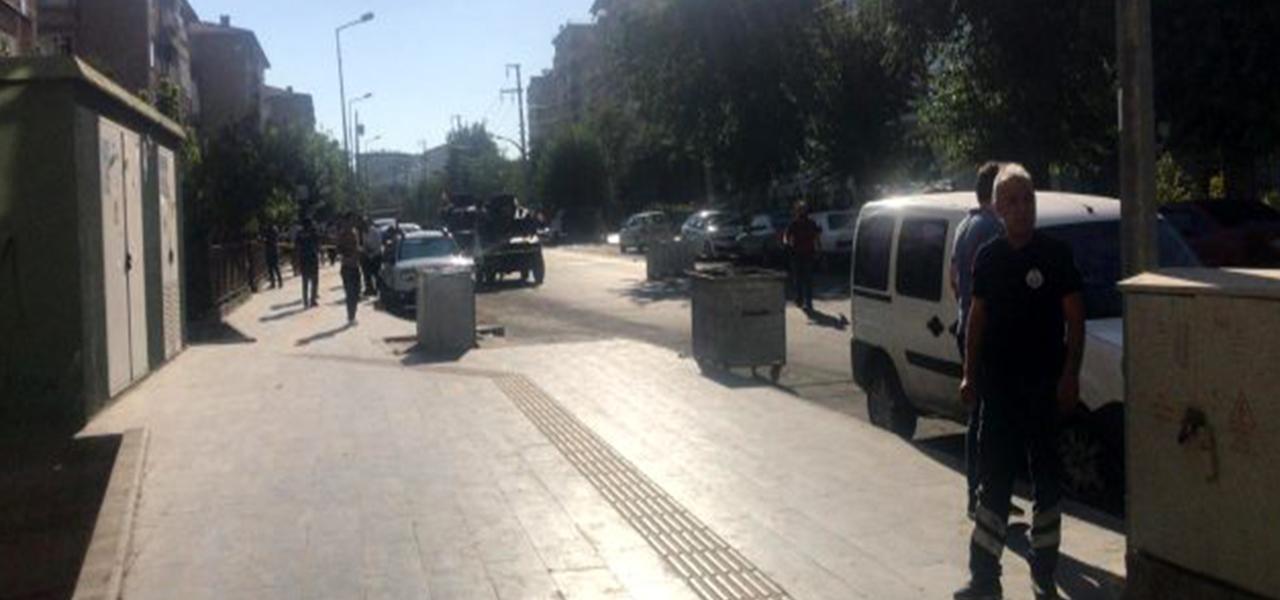 اصابة 4 مواطنين أتراك بولاية ديار بكر