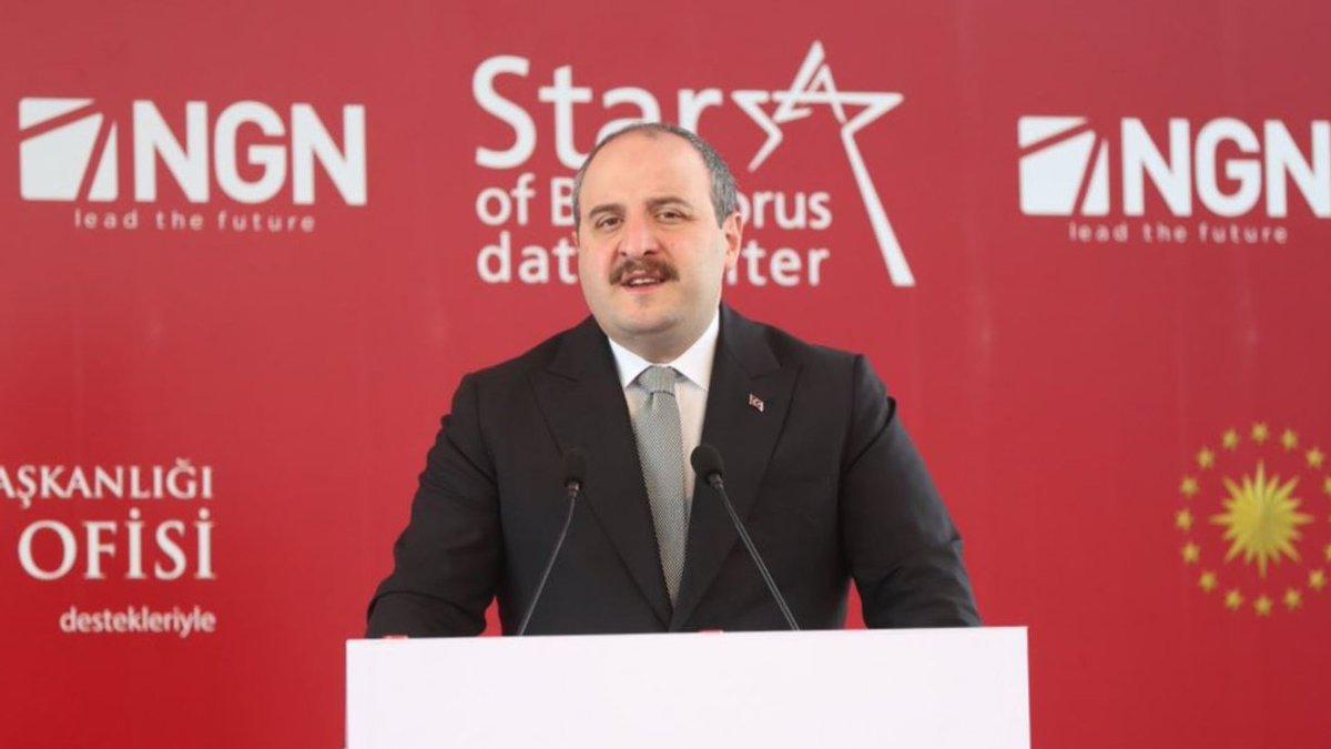 وزير الصناعة التركي: نسعى لتطوير علاقاتنا مع ألمانيا لأعلى مستوى
