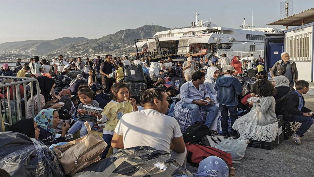 هذه أعداد الواصلين مؤخراً من تركيا إلى الجزر اليونانية