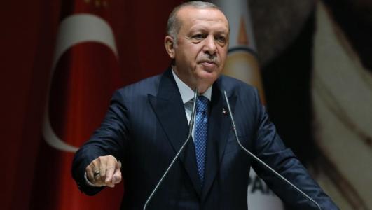 """أردوغان: سنحل ملف """"شرق الفرات"""" خلال أسابيع"""