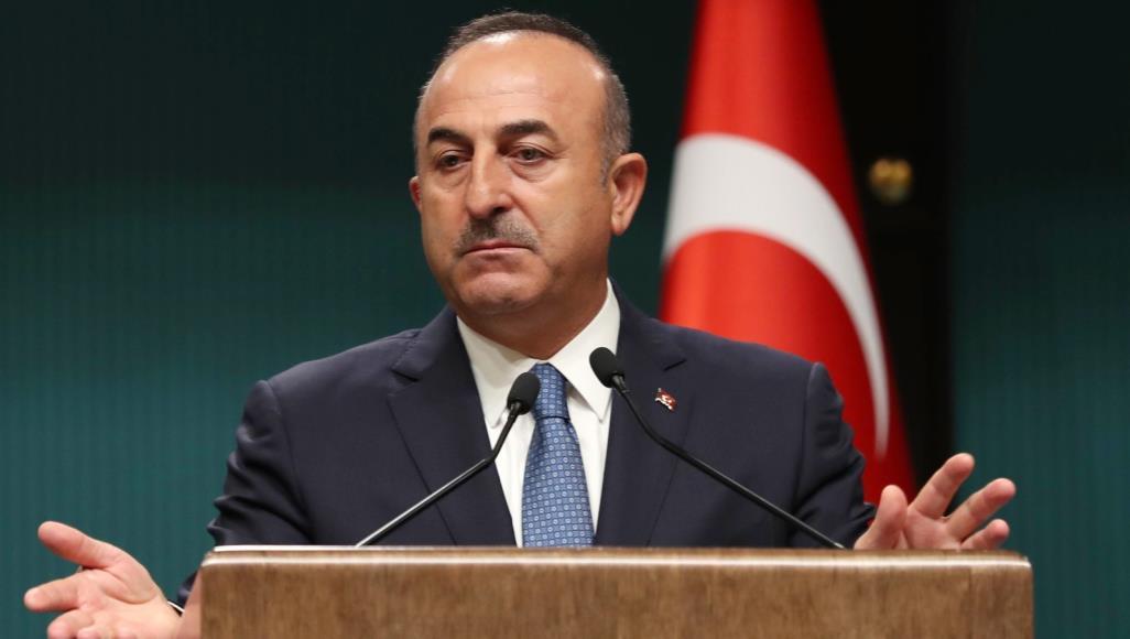 جاويش أوغلو: لا يمكن لأحد عرقلة أنشطة تركيا شرق المتوسط