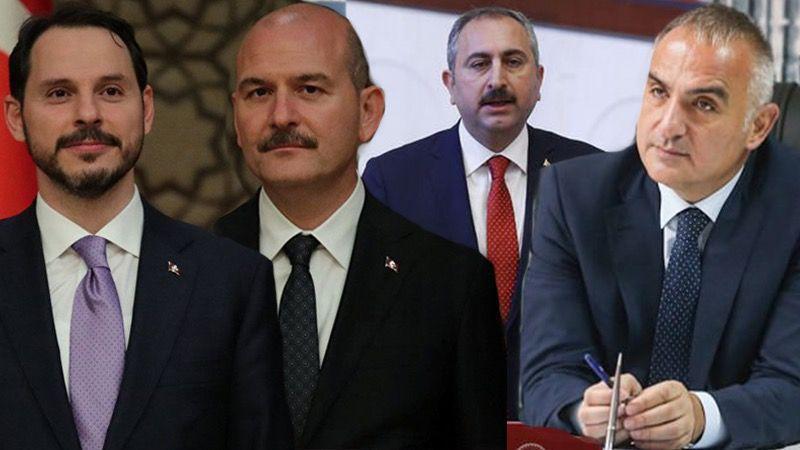 صحفي تركي مخضرم يكشف عن اعتزام أردوغان الإطاحة بـ 7 وزراء