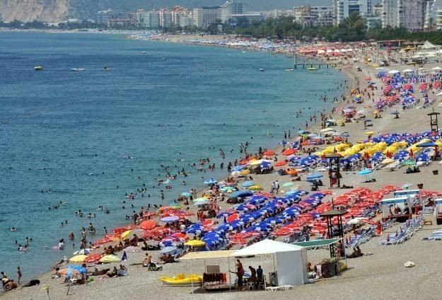 42.9 مليون سائح زاروا تركيا خلال 11 شهرا