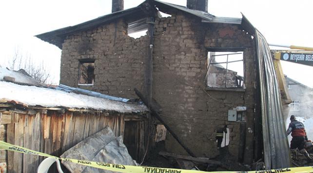 مصرع عائلة تركية حرقاً في ولاية قونيا