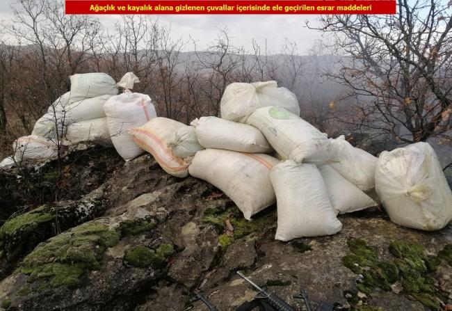 السلطات التركية تضبط طنين من المخدرات بولاية ديار بكر