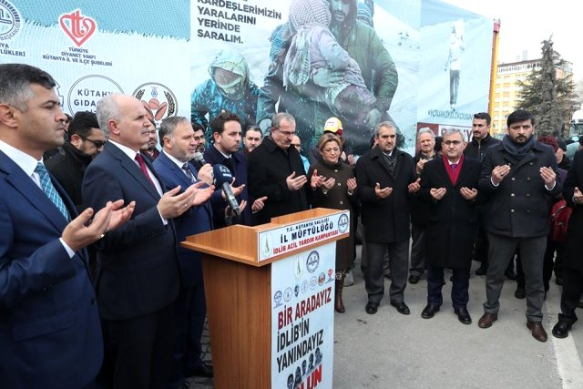 ولايات تركية تتنافس في إرسال المساعدات إلى إدلب