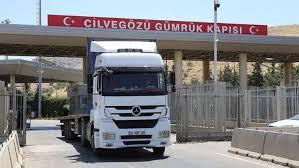 """في العام 2019.. عبور 115 ألف شاحنة من معبر """"جيلفا كوزو"""" نحو سوريا"""