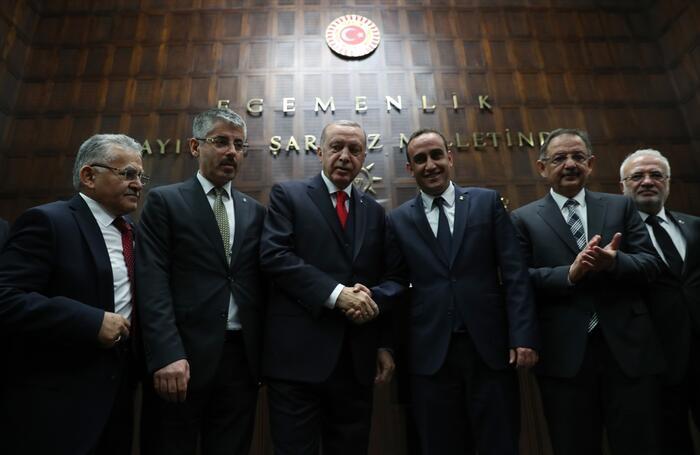 بينهم معارضون.. انضمام 5 رؤساء بلديات تركية لحزب العدالة والتنمية