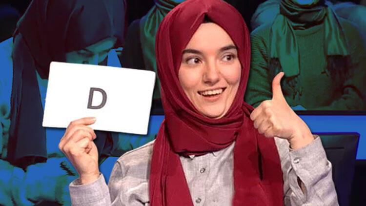 """شابة تركية من ذوي الاحتياجات الخاصة تحصد إعجاب الملايين في برنامج """"من سيربح المليون"""""""