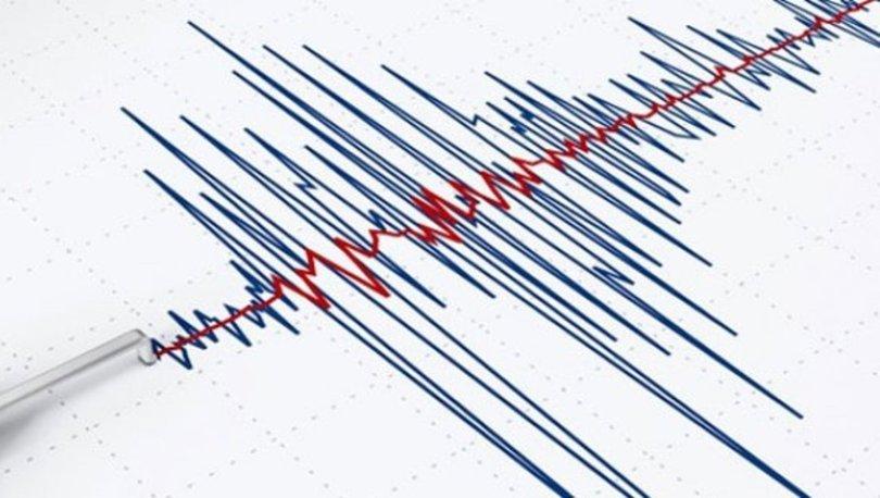 زلزال يضرب مانيسا ويشعر به سكان إسطنبول