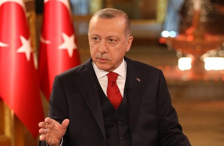أردوغان: نأمل بحدوث تقدم في الملفين الليبي والسوري