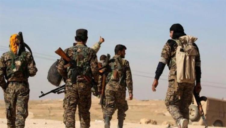 قسد تتفق مع عناصر من تنظيم الدولة محتجزين للقتال في صفوفها