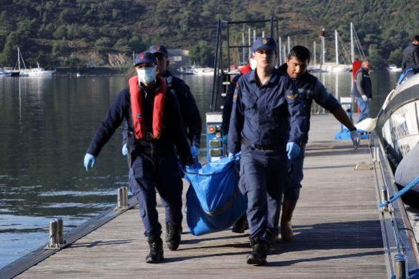 السلطات التركية تعتقل 9 أشخاص للاشتباه بصلتهم بحادث غرق مهاجرين