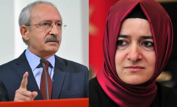 """كليتشيدار أوغلو يصف أهالي إدلب بـ """"الإرهابيين"""" ونائبة رئيس حزب العدالة تنتفض"""