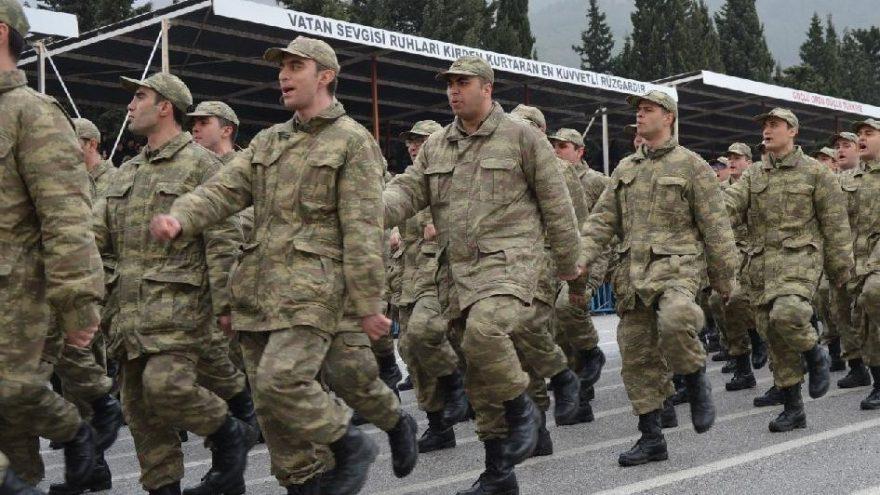 الدفاع التركية تفرض زيادة على بدل الخدمة العسكرية