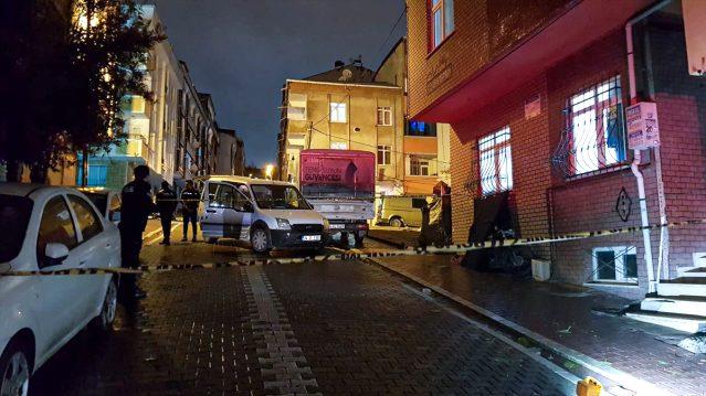 إصابة شرطي تركي خلال مداهمة وكر عصابة سرقة في إسطنبول