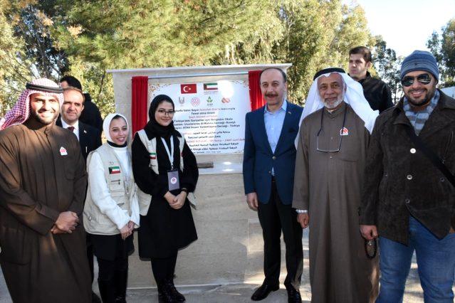 جمعيتان كويتيتان تعتزمان تشييد مدرسة للسوريين في أورفة التركية