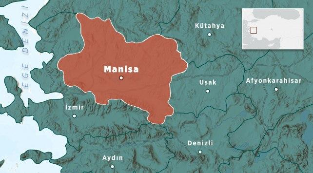 """زلزال بلا خسائر مادية أو بشرية في """"مانيسا"""" غرب تركيا"""