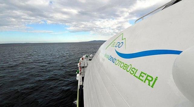 إلغاء بعض الرحلات البحرية بسبب الظروف الجوية السيئة في بورصة