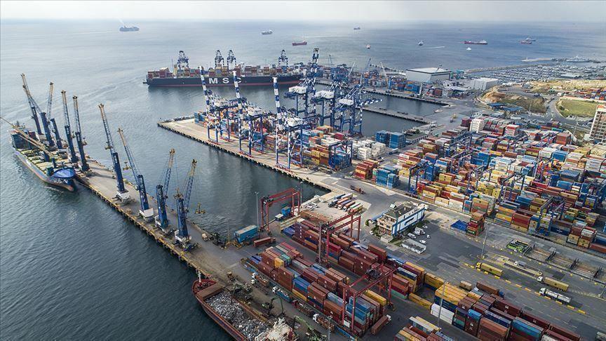صادرات الآلات التركية تبلغ 17.9 مليار دولار خلال العام الماضي