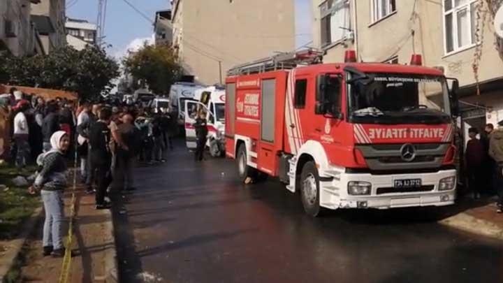"""""""بطانية كهربائية"""" تتسبب باحتراق منزل في إسطنبول"""