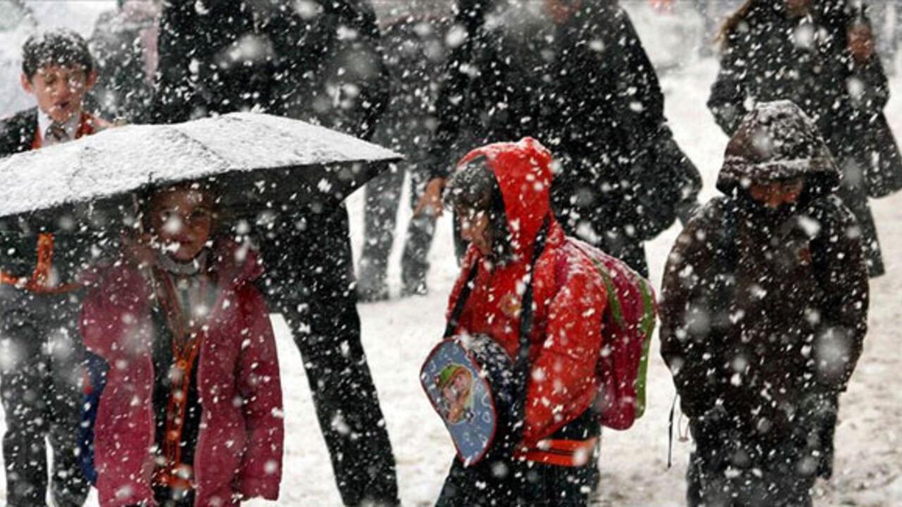 21 ولاية تركية تعلق الدوام الدراسي لسوء الأحوال الجوية وتراكم الثلوج