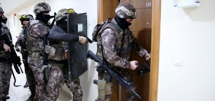 """الأمن التركي يلقي القبض على سوريين اثنين من منظمة """"ب ك ك"""" في إسطنبول"""