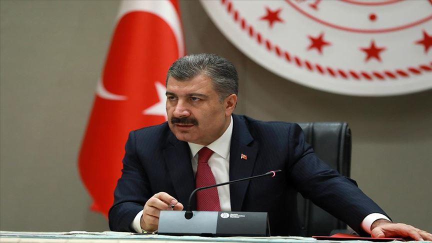 """وزير الصحة التركي يكشف آخر مستجدات """"كورونا"""" في بلاده"""