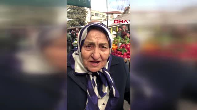 تفاعل بمواقع التواصل مع مقطع مصور لمسنة تركية تدافع عن السوريين