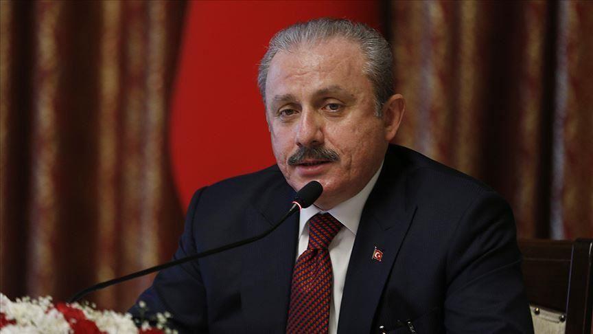 """براتب 5 أشهر.. رئيس البرلمان التركي يدعم """"حملة كورونا"""""""
