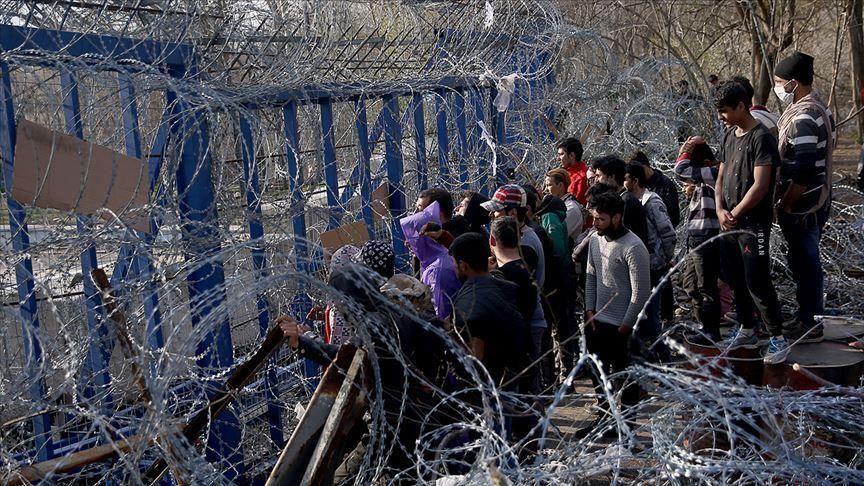 أنقرة: أكثر من 150 ألف طالب لجوء عبروا إلى اليونان