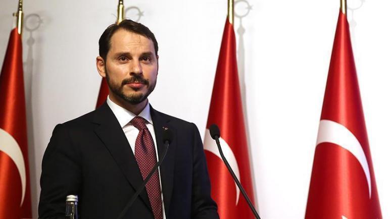 وزير الخزانة التركي: لا مخاطر على اقتصادنا في الفترة الحالية