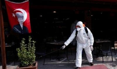 الكشف عن توزع ضحايا كورونا في بعض الولايات التركية.. ومعلومة صادمة حول إسطنبول
