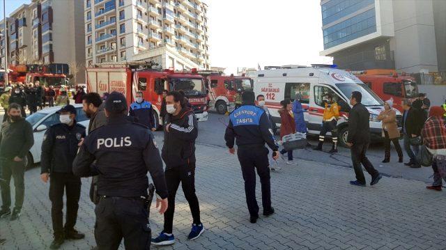 انفجار مروع داخل شقة سكنية بإسطنبول يخلف إصابات
