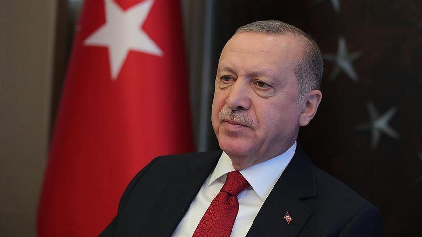 """أردوغان يوجه لمسؤولي """"العدالة والتنمية"""" رسائل عبر الفيديو"""