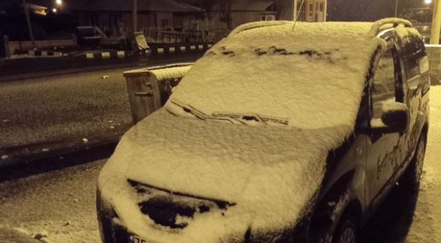 """مفاجأة.. ولاية تركية تكتسي بـ""""بياض الثلج"""" أواخر أيار (صور)"""