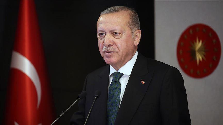 أردوغان وسلطان عمان يبحثان قضايا إقليمية