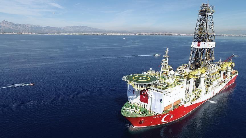 بموجب اتفاق بحري مع ليبيا.. تركيا تعتزم التنقيب عن النفط