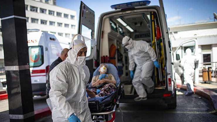 كورونا.. تركيا تسجل انخفاضاً في عدد الإصابات رغم زيادة عدد الفحوصات