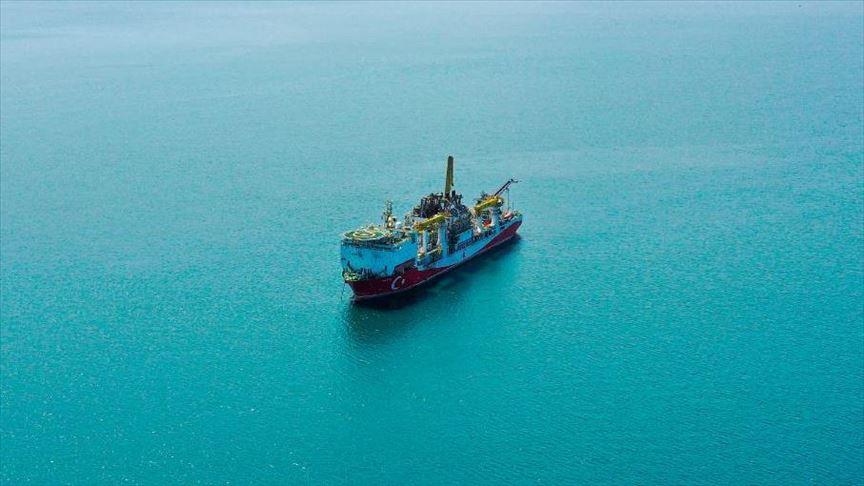 """سفينة تركية تستعد للتنقيب عن الطاقة بالبحر الأسود مع ذكرى """"فتح القسطنطينية"""""""