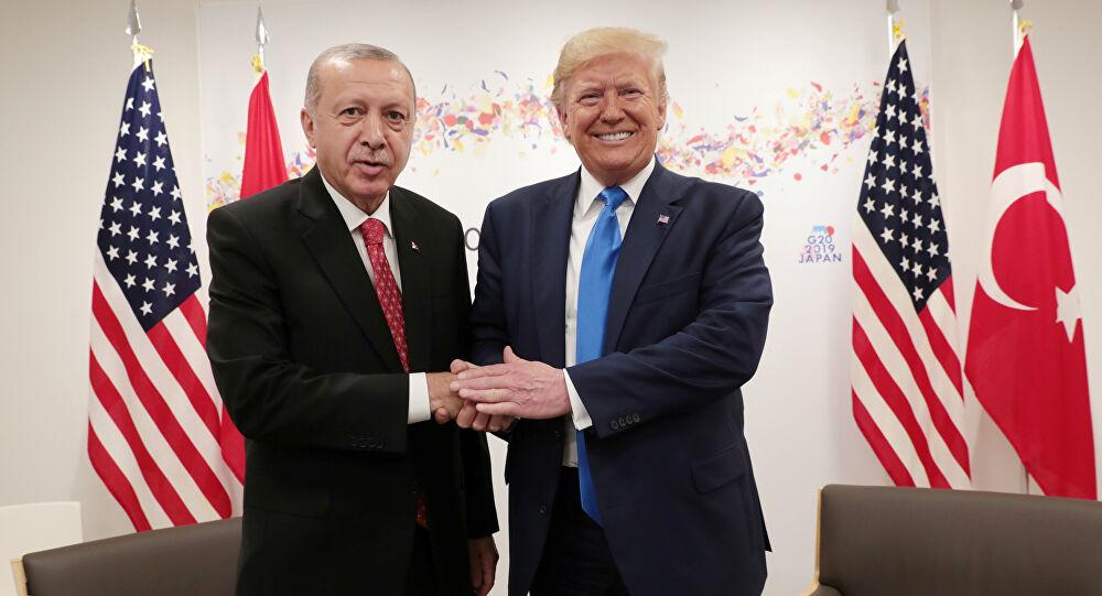 أنقرة: تقارب بين أردوغان وترامب بخصوص ليبيا