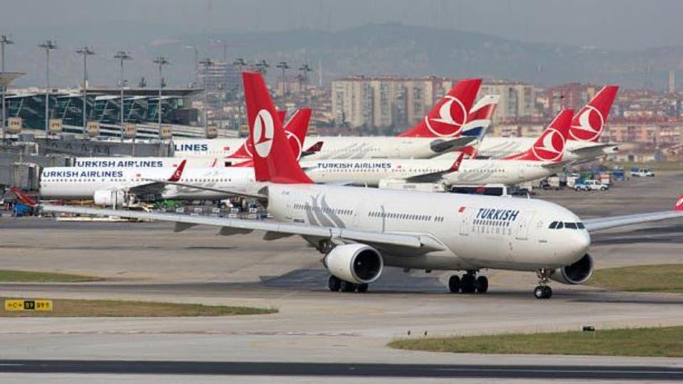 """تركيا تستأنف الرحلات الجوية الخارجية """"تدريجياً"""""""