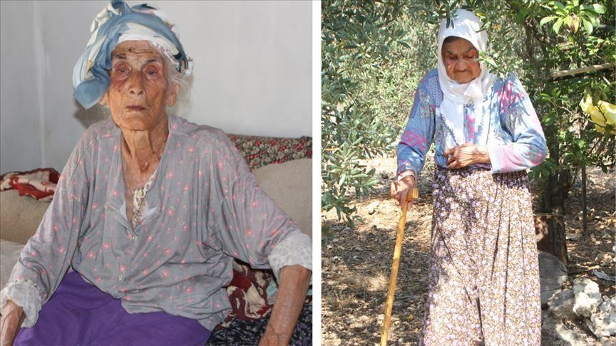 معمّرتان تركيتان تكشفان سر الحياة