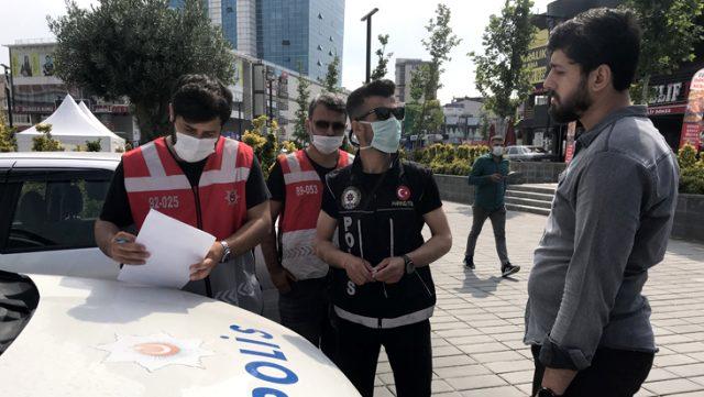 ولاية إسطنبول تحدد غرامة ثابتة لعدم ارتداء الكمامات في الأماكن العامة