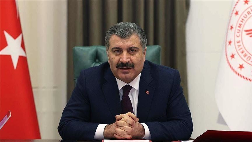 وزير الصحة التركي يكشف عن أسباب زيادة عدد الإصابات بكورونا ويوجه رسالة