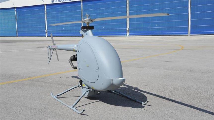 تركيا تشرع في صناعة طائرات شحن عسكرية مسيرة