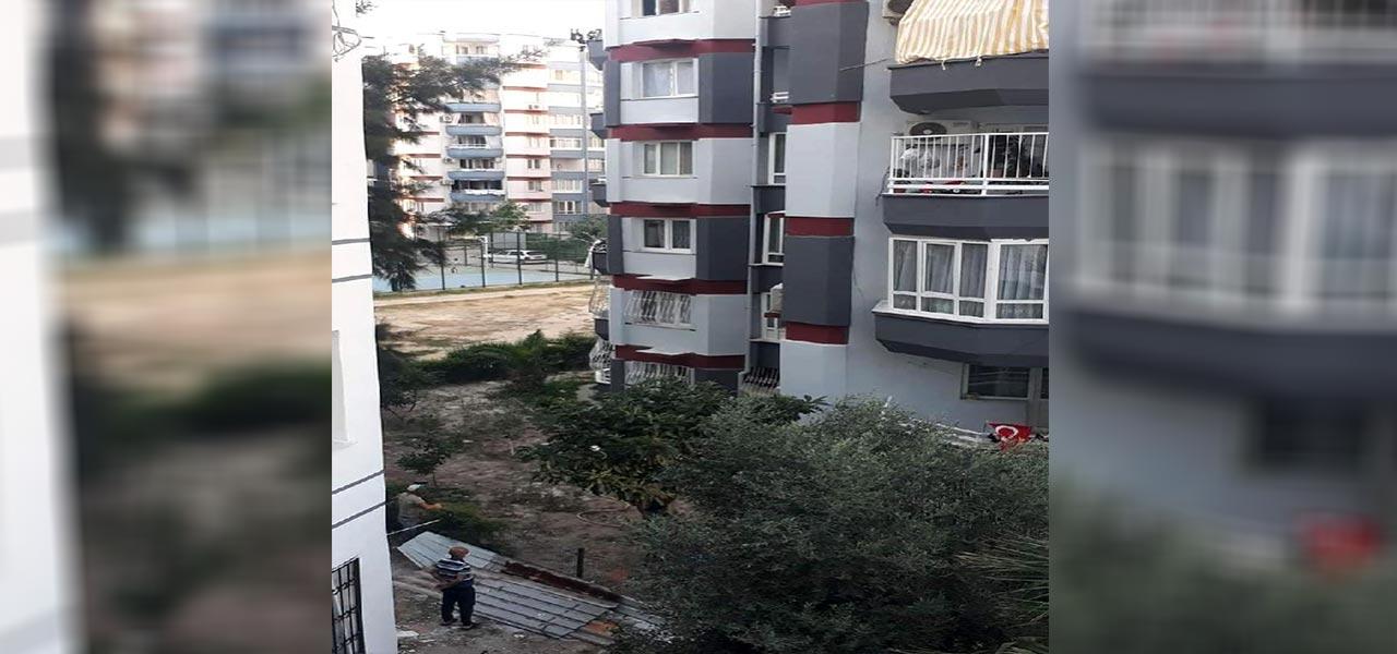 سقوط طفل سوري من الطابق الخامس في إزمير.. وهذا ما حصل!