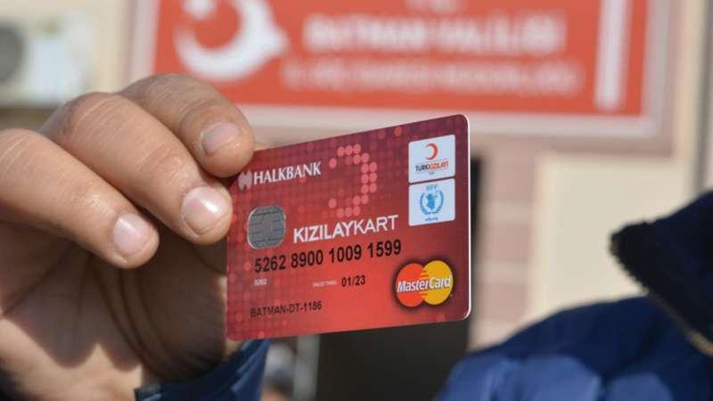 """""""الهلال الأحمر التركي"""" يمنح اللاجئين السوريين منحة مالية لمرة واحدة.. هذه قيمتها"""